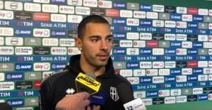 Luigi Sepe dopo Sassuolo Parma