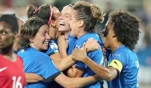 mondiale donne italia australia