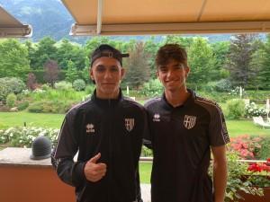 Redi Kasa ed Edoardo Corvi, Prato allo Stelvio 09 07 2019