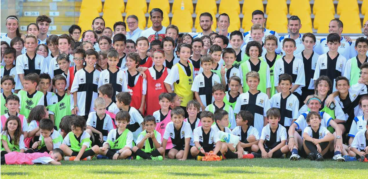parma summer camp parma football academyy con bruno alves 05 07 2019