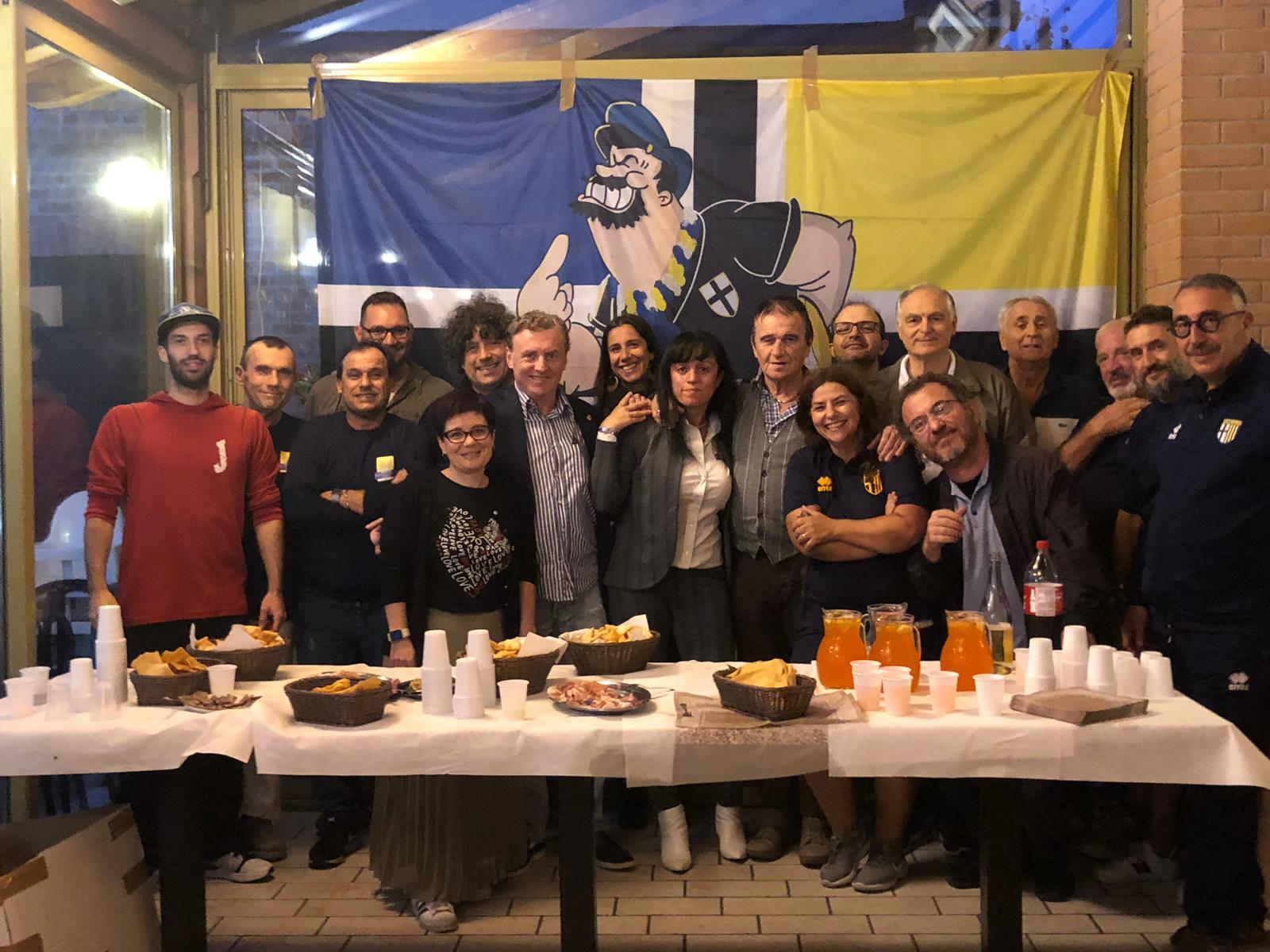festa tesseramento parma club salsomaggiore terme 19 09 2019