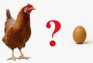 nato prima uovo o gallina