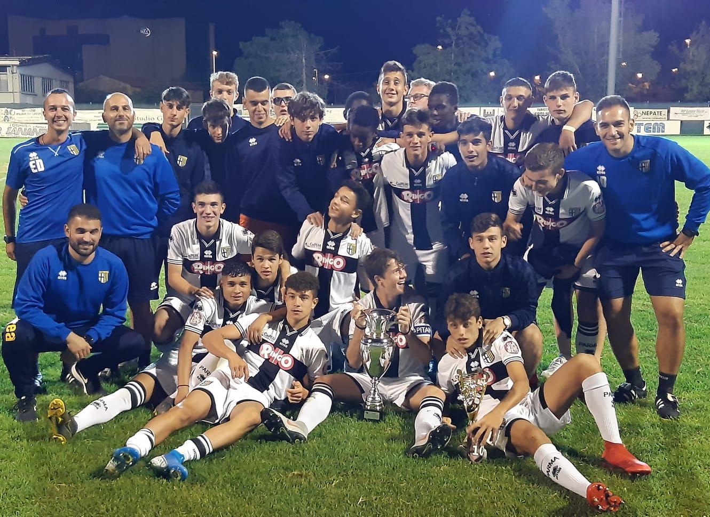 parma under 16 vince il 33 torneo allievi città di collecchio 11 09 2019