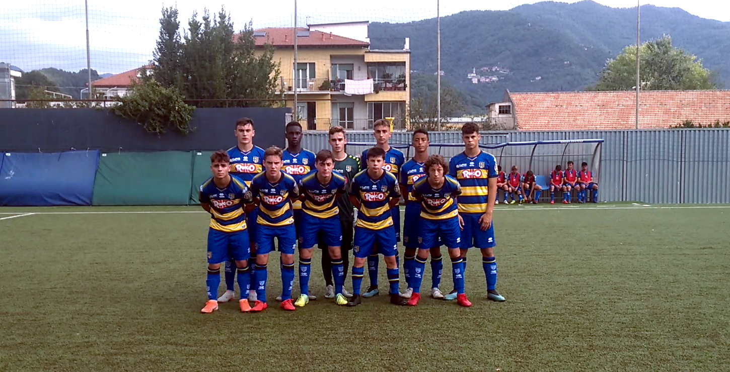under 15 virtus entella parma 20 10 2019