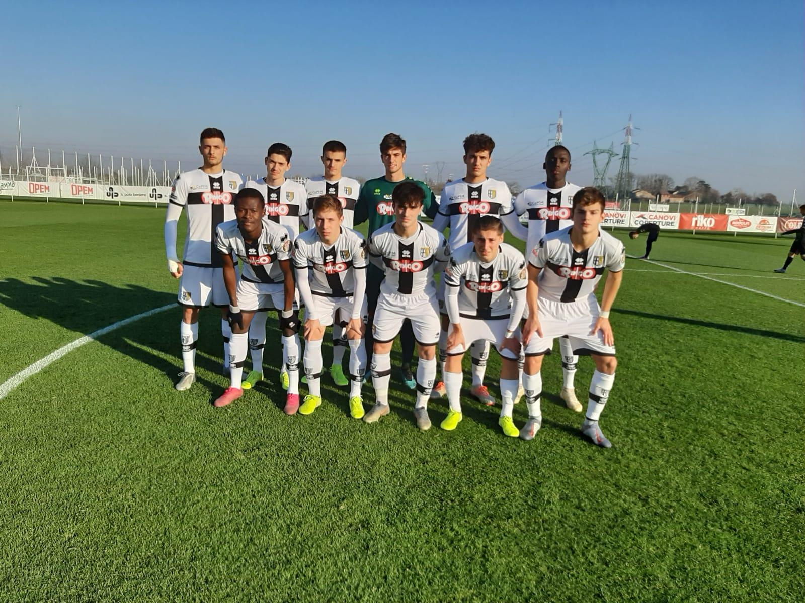 Primavera 2 Parma-Spezia 07 12 2019