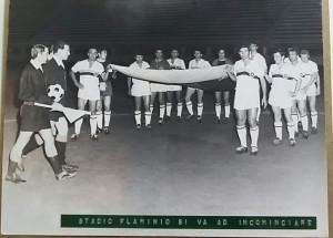 la parmense a roma stadio flaminio coppa italia arbitro lo bello