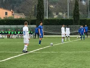 selezione d selezione b italia under 15 overciano 14 12 2019