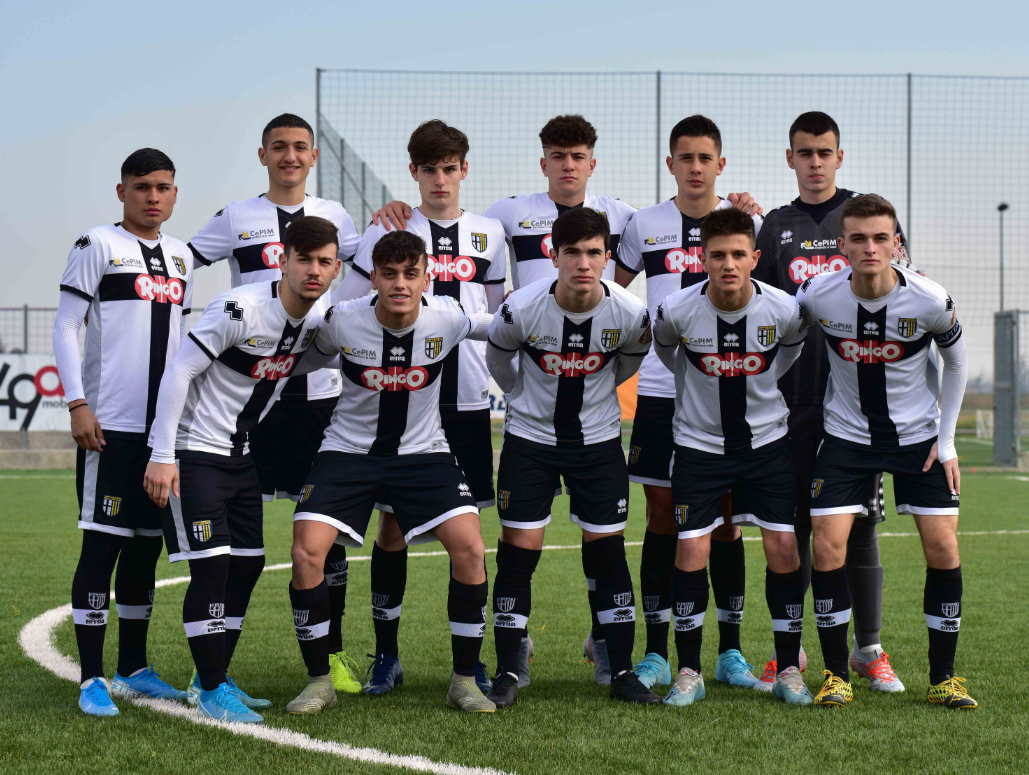UNDER 16 PARMA SAMPDORIA 09 02 2020