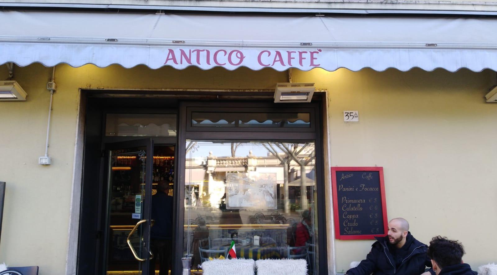 antico cafè gera morosky