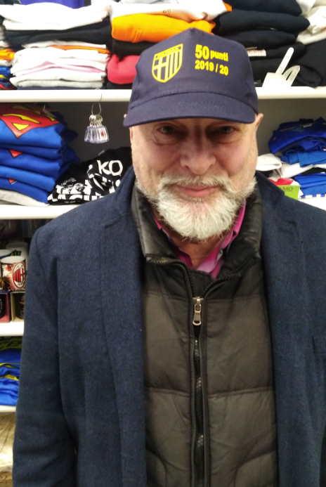 morosky cappellino 50 punti