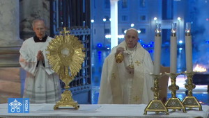 011 benedizione urbi et orbi papa francesco 27 03 2020