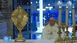 014 benedizione urbi et orbi papa francesco 27 03 2020