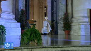 021 benedizione urbi et orbi papa francesco 27 03 2020