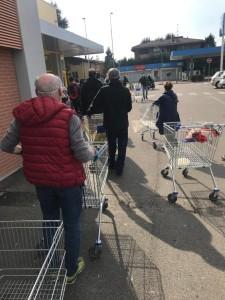 code ai supermercati