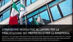news commissione medica figc