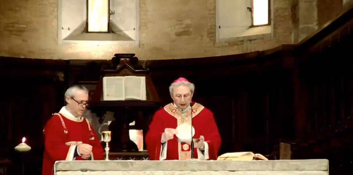 vescovo ostia
