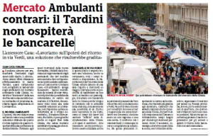 gdp mercato no ambulanti