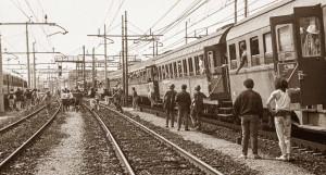 stazione reggio tifosi granata 27 05 1990