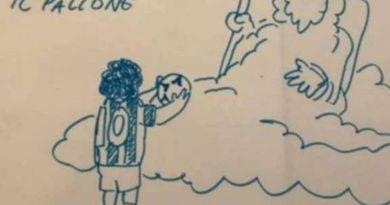 IL COLUMNIST di Luca Russo / LA MORTE DI MARADONA E' IL TEMPO CHE CI SFUGGE QUANDO, INVECE, VORREMMO FERMARLO E RIVIVERLO SENZA FINE