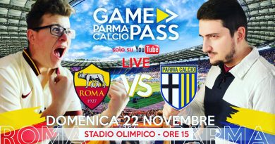 ROMA-PARMA, DIRETTA LIVE SICKWOLF VS PAPIRUS (Video Papirus Ultra)