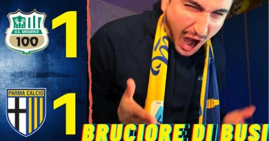 BRUCIORE DI BUSI (Video Papirus Ultra)