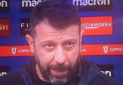 """D'AVERSA: """"OTTIMA PRESTAZIONE, MA PRESI DUE GOL SU CROSS DALLA TRE QUARTI CAMPO E IN QUESTO DOBBIAMO MIGLIORARE"""""""