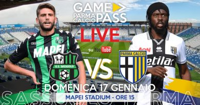 SASSUOLO-PARMA, GAMEPASS DIRETTA LIVE REACTION (Video Papirus Ultra)