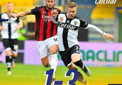 PARMA-MILAN 1-3 / HIGHLIGHTS, TABELLINO E DIRETTA LIVE DI ANDREA BELLETTI