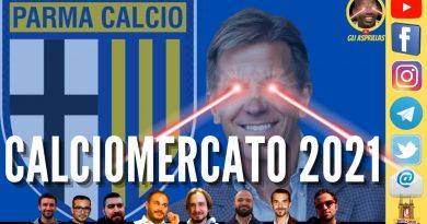 GLI ASPRILLAS / CALCIOMERCATO PARMA 2021-22 (VIDEO)
