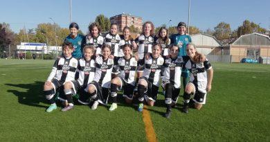 "UNDER 12 ""FAIR PLAY WOMEN'S"", MODENA-PARMA 0-3 (RISULTATO FIGC) – VIDEO"